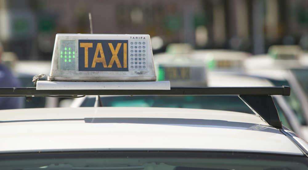 La licencia del taxi en Madrid