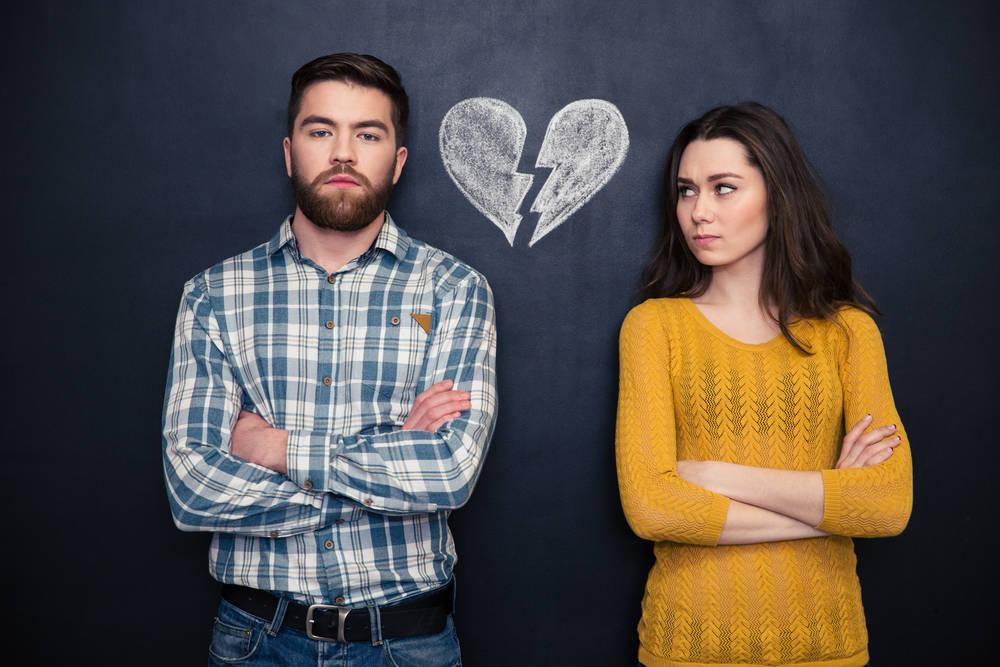 El número de divorcios contenciosos aumenta en el 2017